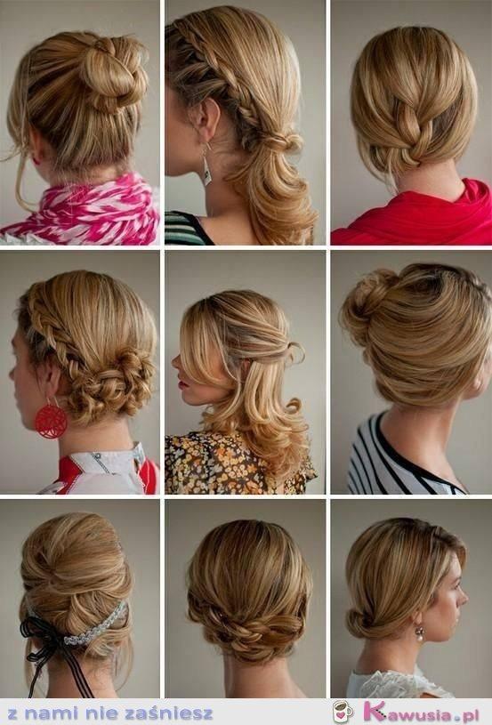 Ciekawe pomysły na fryzurę