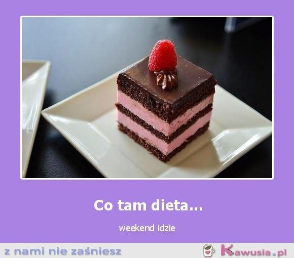 Co tam dieta