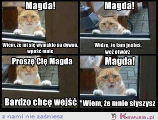 No Magda proszę Cię