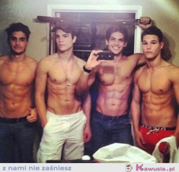 Czterech przystojniaków