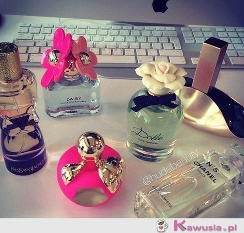 Niezła kolekcja perfum