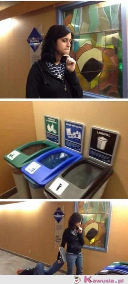 Segreguj śmieci