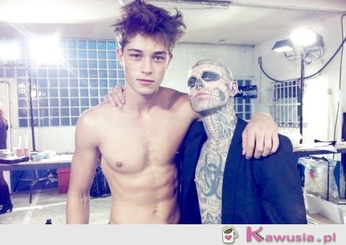 Francisco i Zombie Boy