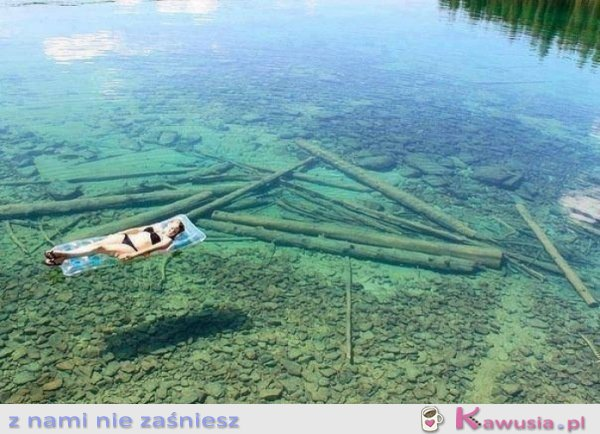Jezioro Flathead w USA