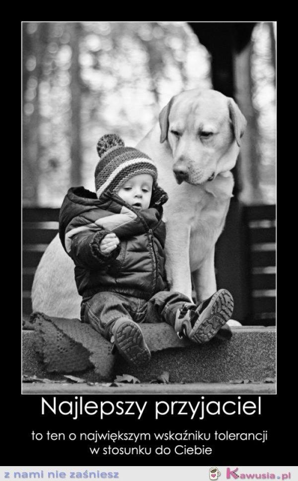 najlepszy przyjaciel