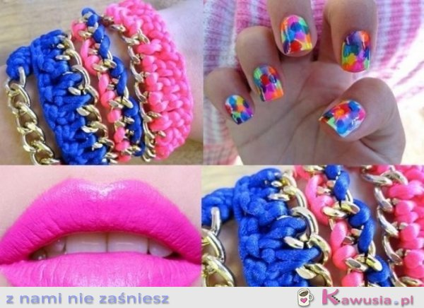 Kocham kolory