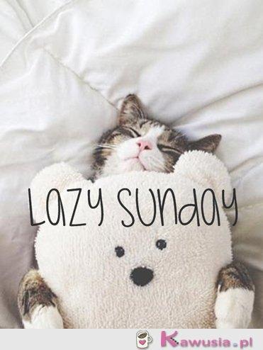 Leniwa niedziela