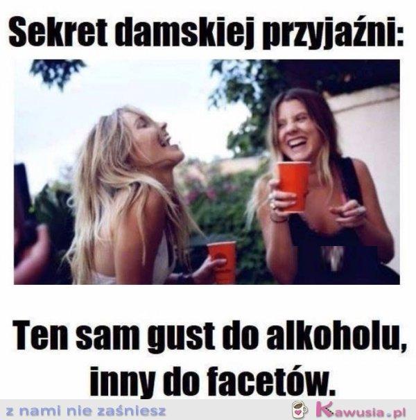 Sekret damskiej przyjaźni