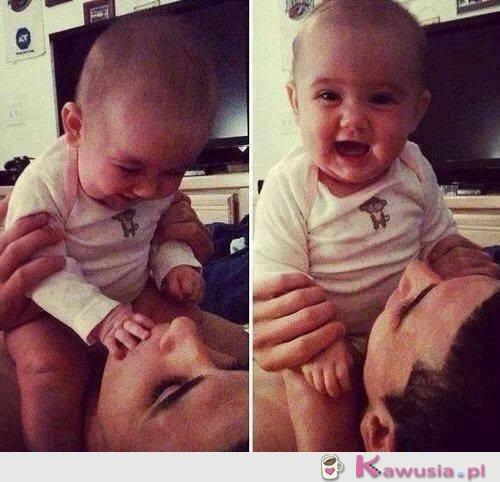 Słodki dzieciaczek