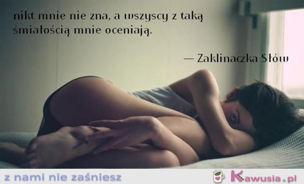 Nikt mnie nie zna