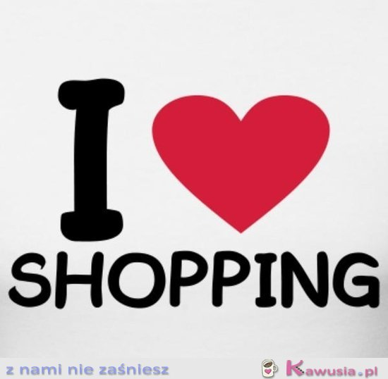 Kocham zakupy