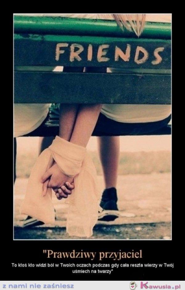 Prawdziwy przyjaciel