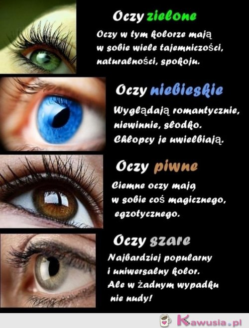 Oczy...